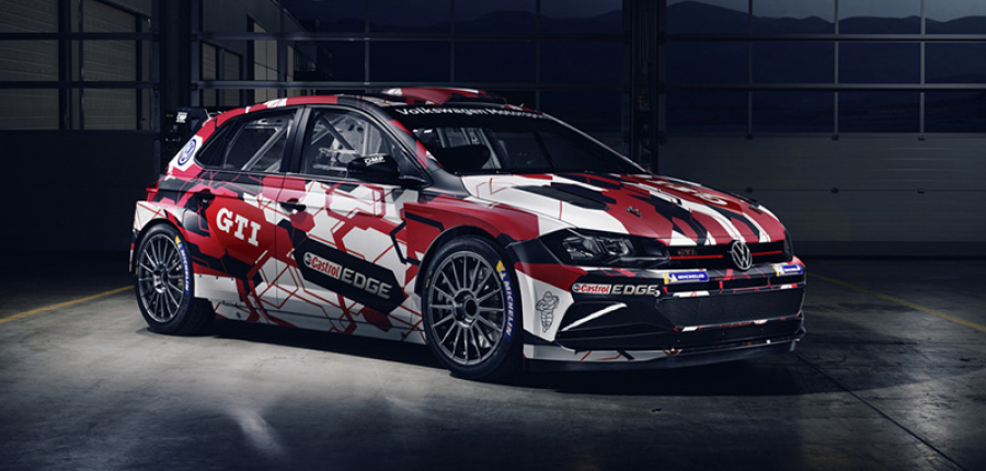 Polo GTI R5 ¿Lo has visto?