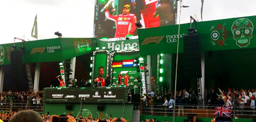 Max Verstappen se lleva el GP de México