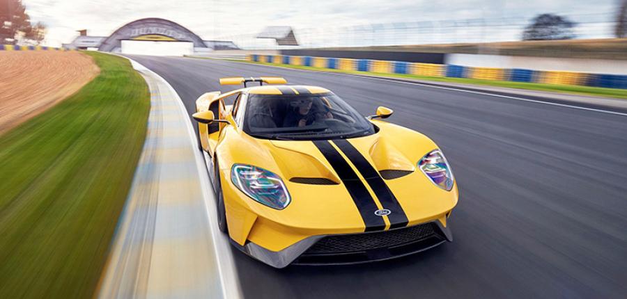Galería Ford GT : Aumentará producción de1,000 a 1,350 súper autos