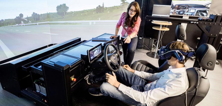 VW desarrolla el sistema operativo para los autos del futuro