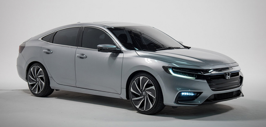 Nuevo Honda Insight 2019