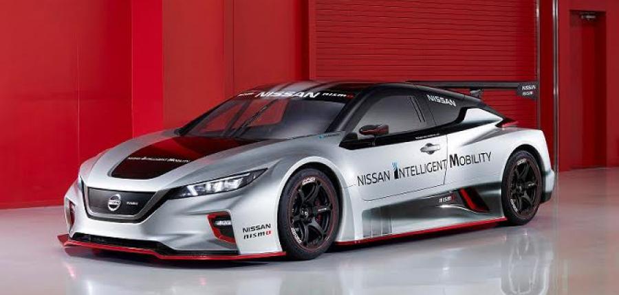 Galería: Nissan devela LEAF NISMO RC