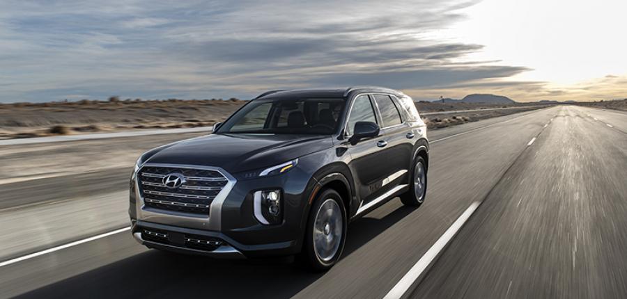 Video: Palisade 2020 la Nueva SUV de Hyundai