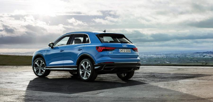 Cinco estrellas para el Audi Q3