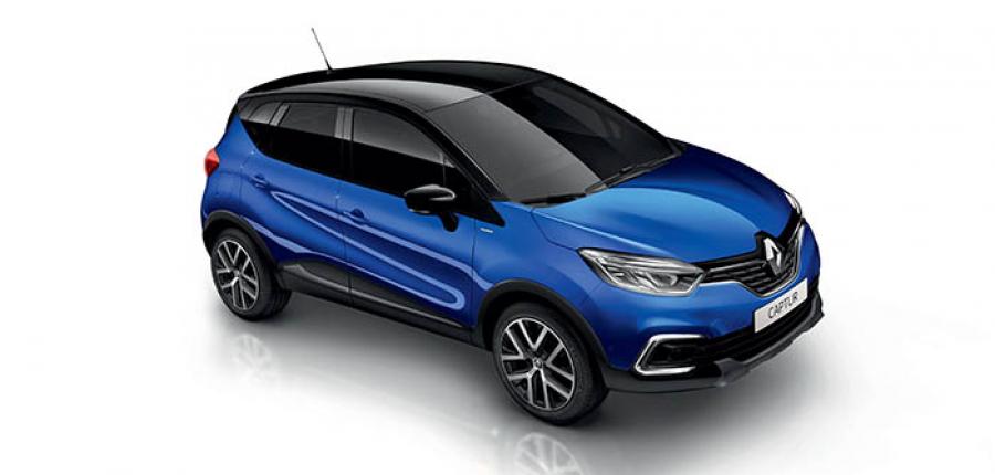 Galería: Renault Captur S-Edition ¿Lo has visto?