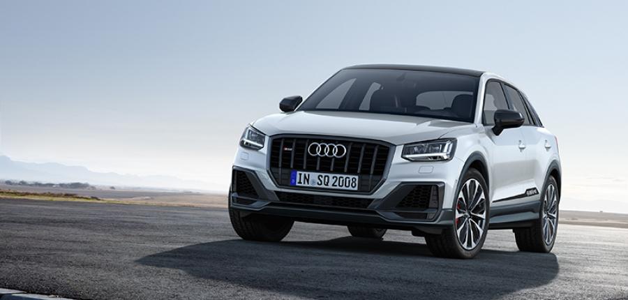 Galería nuevo Audi SQ2