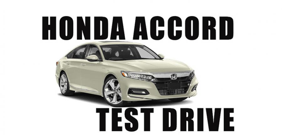 Video: Honda Accord: TEST DRIVE