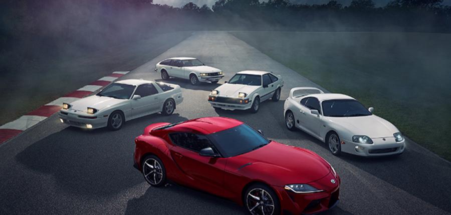 Galería: Conoce el nuevo Toyota  Supra
