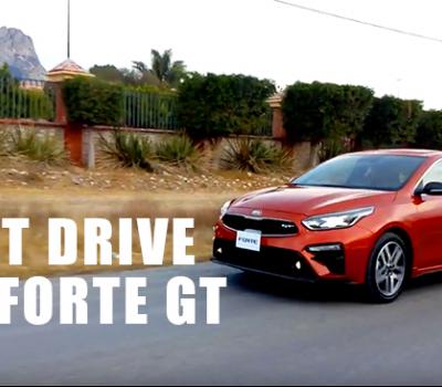Test Drive: KIA Forte GT