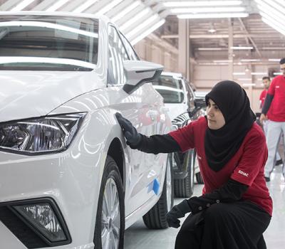 SEAT ensambla 22,000 autos en Argelia en 2018