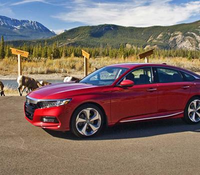 Honda Accord y CR-V Ganadores Generales de los  Buyer's Choice Awards de AutoWeb