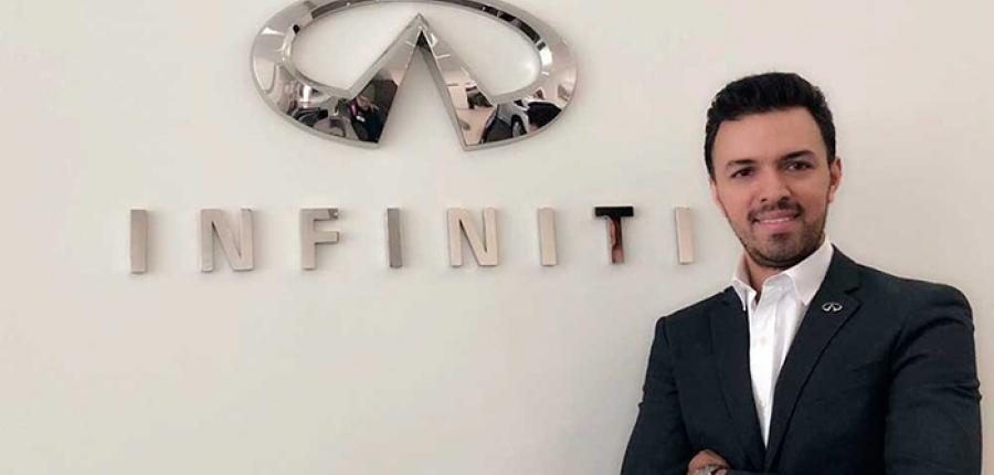 Entrevista:Israel Aguilar Director de Comunicación Corporativa de INFINITI México nos platica qué ha