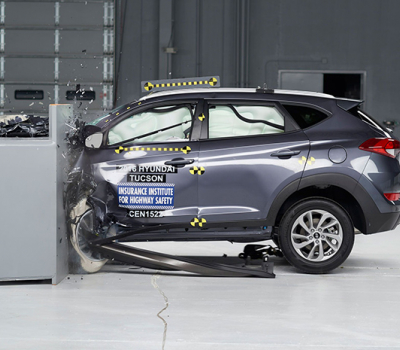 Hyundai Motor Group presenta el primer sistema en el mundo de bolsas de aire multi-colisión