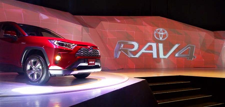 Galería: Toyota RAV4 en su quinta generación llega a México