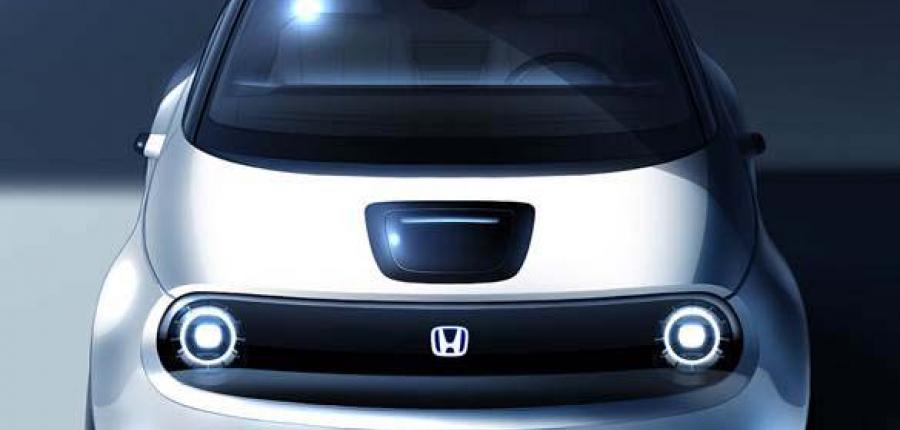 Honda confirma la Premier de un nuevo prototipo de Vehículo Eléctrico