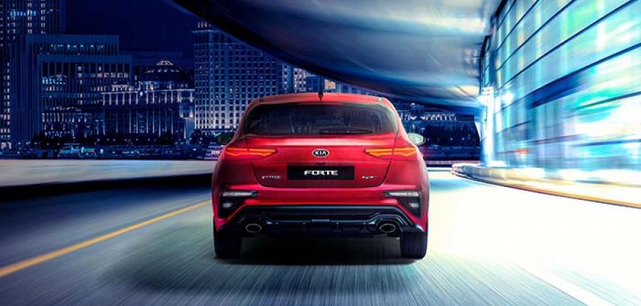 KIA Forte GT hatchback ¿Lo has visto?