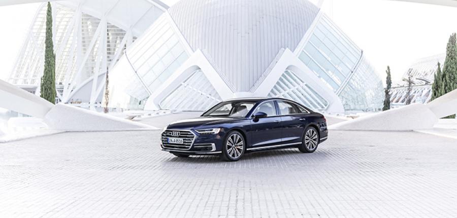 Galería: Nuevo Audi A8