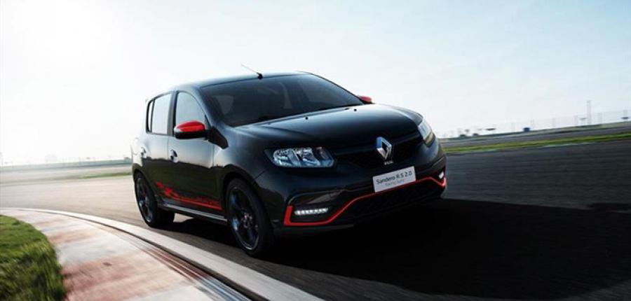 Galería: Renault Sandero R.S. 2.0