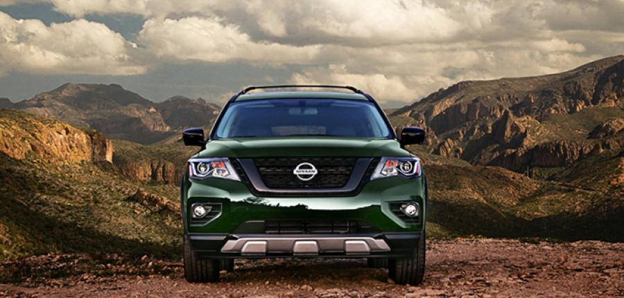 Galería: Nissan Pathfinder Creek Edition