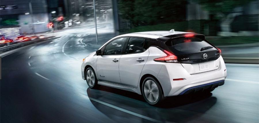 Nissan LEAF y Nissan Armada son reconocidos en el marco del Auto Show de Chicago