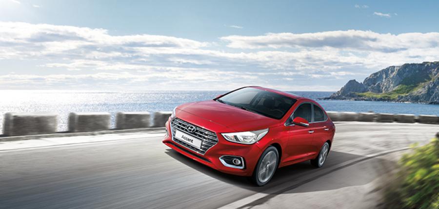 Hyundai Accent inicia el 2019 como el auto favorito de la marca
