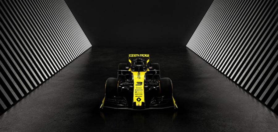 Galería: Conoce la escudería Renault Sport F1 Team