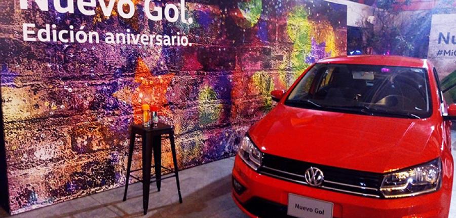 Galería: Volkswagen Gol 2019