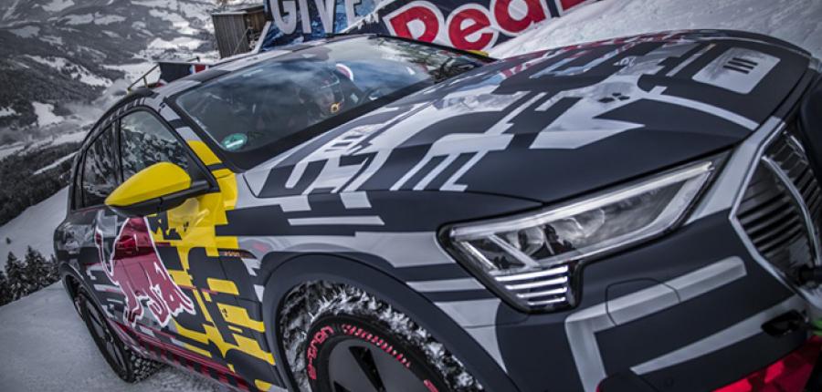 Galería: Audi e-tron extreme