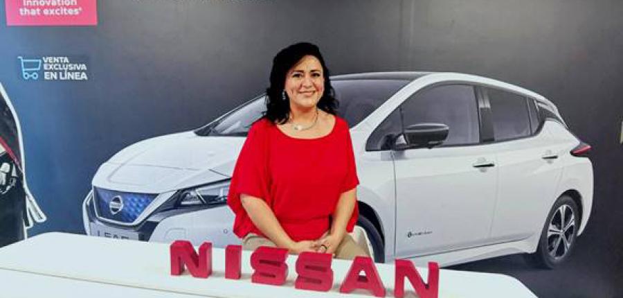 Entrevista a Claudia Rodríguez, directora de Mercadotecnia de Nissan