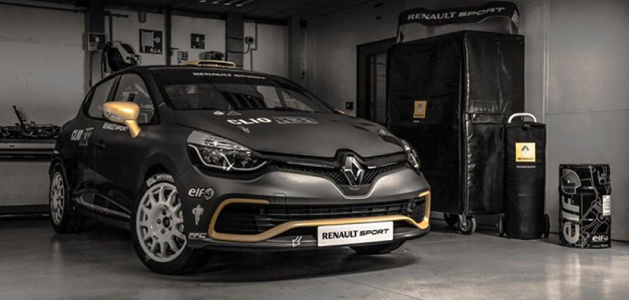 Renault CLIO R3T Trophy
