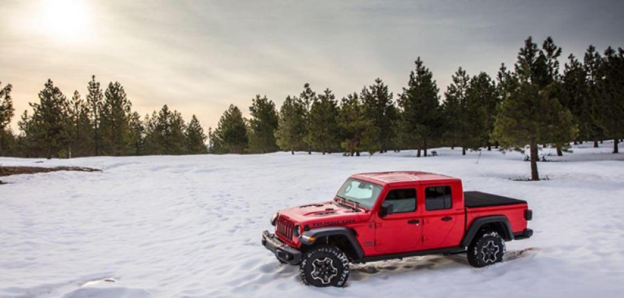 Galería: Este es el Totalmente Nuevo Jeep® Gladiator 2020