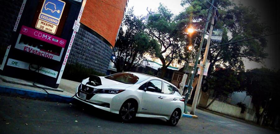 Galería: El nuevo Nissan LEAF obtiene premio J.D. Power al mejor rediseño