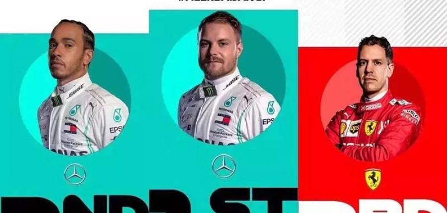 En el GP de Azerbaiyán Bottas triunfa y arrebata a Hamilton el liderato global