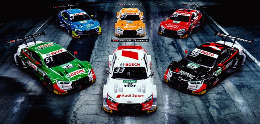 El momento de la verdad llegó para el nuevo Audi RS 5 DTM