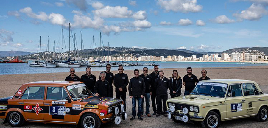 "Video: SEAT Coches Históricos en el ""FIA Trophy for Historic Regularity Rallies"""