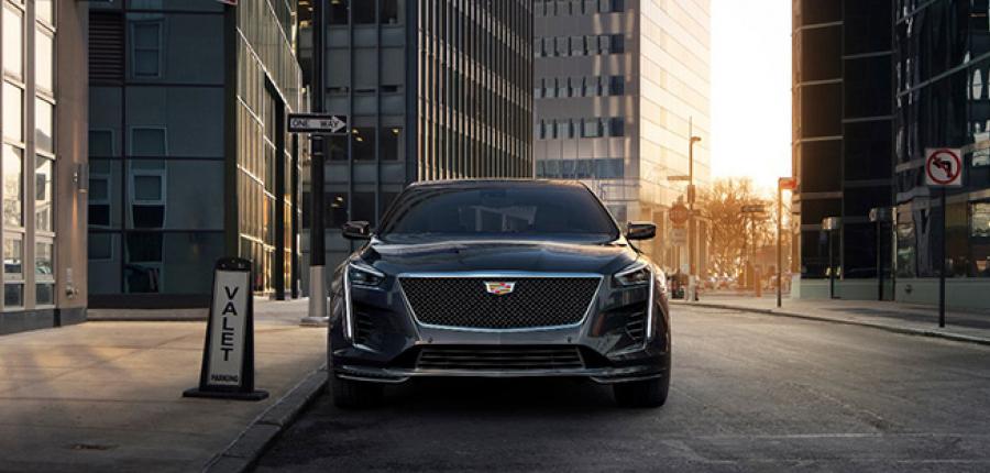Cadillac celebra 15 años de V-Series