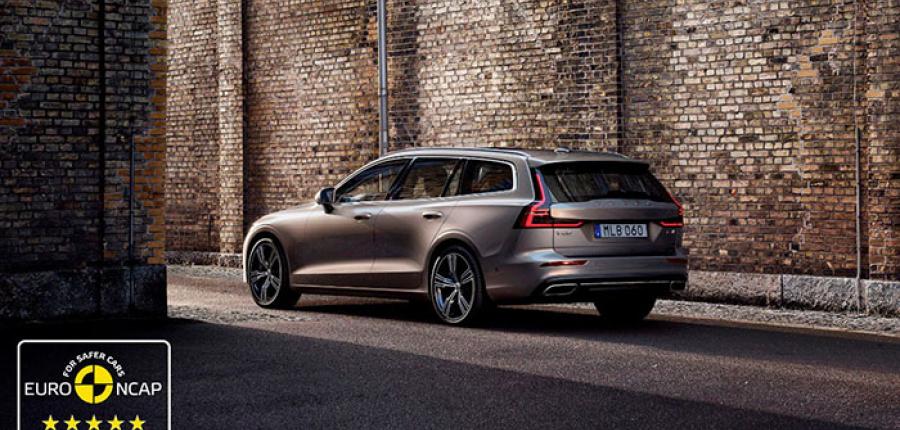Volvo Cars y su novedosos crash test