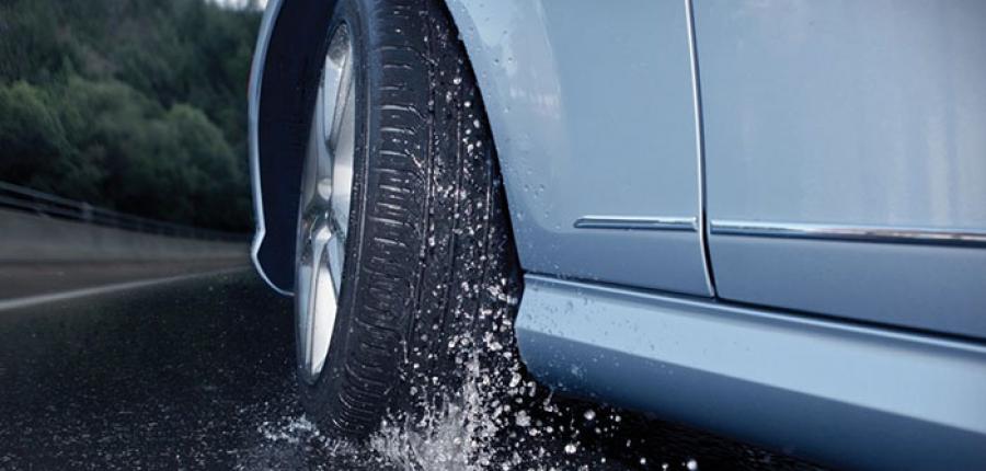 Conduce de manera segura, en época de lluvias