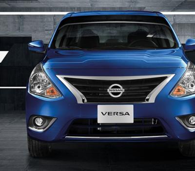 Nissan presenta Versa GO