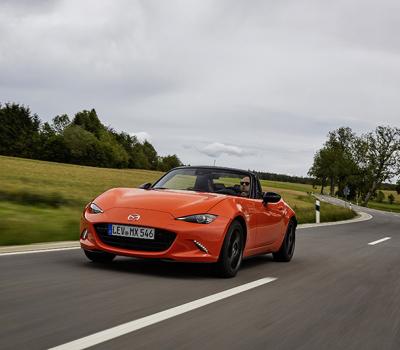 Galería: Mazda MX-5 Racing Orange