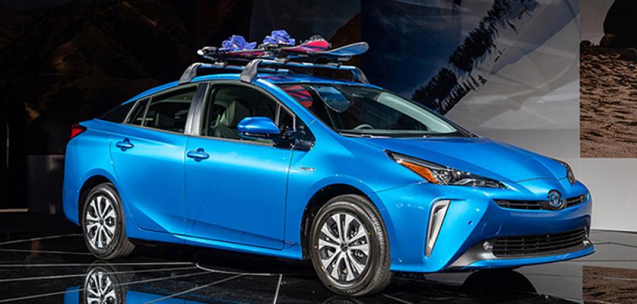 Galería: Toyota Prius