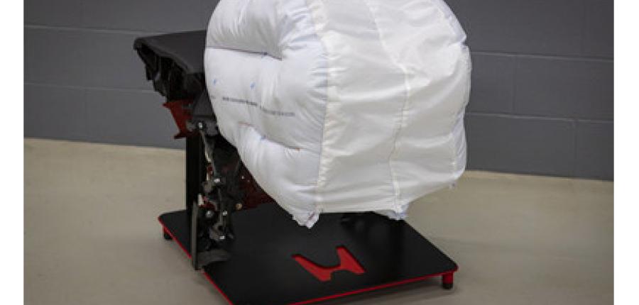 Honda anuncia un nuevo diseño de Airbag frontal