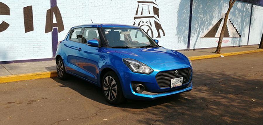 Suzuki Swift Booster