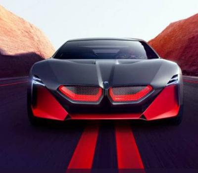 ¿Lo has visto? BMW Vision M NEXT
