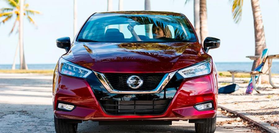 Nissan inicia la producción del totalmente nuevo Versa 2020