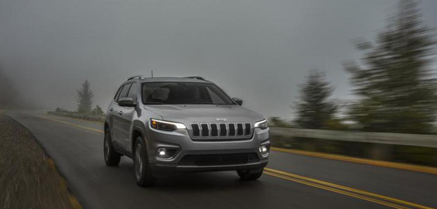 Galería: Jeep Cherokee