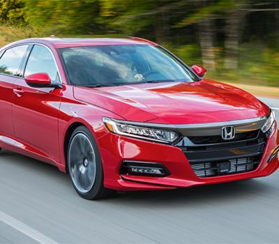 Galería: Honda Accord 2020