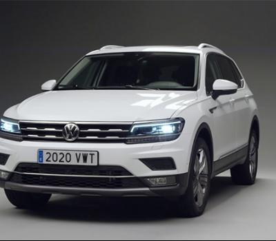 Galería: Volkswagen Tiguan