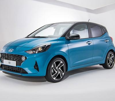 Galería: El Nuevo Hyundai i10