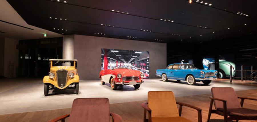 """Video: ¿Conoces la nueva área de exhibición pública Nissan """"Heritage Zone"""" en Japón?"""